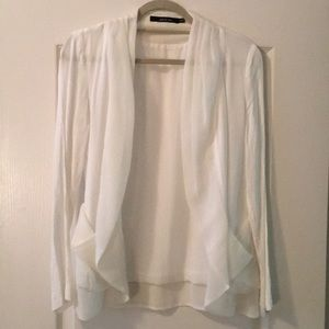 White blouse. Worn once